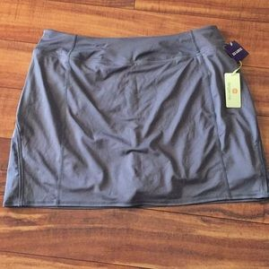 Tangerine gray skort size xxlarge New